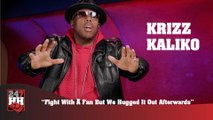 Krizz Kaliko - Fight With A Fan But We Hugged It Out Afterwards (247HH Wild Tour Stories) (247HH Wild Tour Stories)