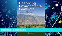 different   Resolving Environmental Conflicts, Second Edition (Social Environmental Sustainability)