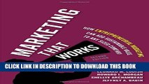 [PDF] Marketing That Works: How Entrepreneurial Marketing Can Add Sustainable Value to Any Sized