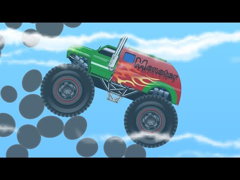 Monster Truck | Gaming For Kids | kids tv channel