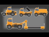 Transformer   Army Truck   Army Tow Truck   Army Multiple Rocket Launcher