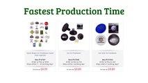 Custom Auto Air Fresheners - Inexpensive Custom Auto Accessories