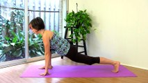 10 Minute Yoga Hip Stretch Workout  How To Stretches for Hip, Butt & Leg Pain, Jen Hilman Austin Tx