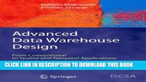 Books Advanced Data Warehouse Design: From Conventional to