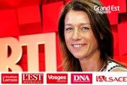 Carole Gaessler vous donne rendez-vous le 15 octobre dans Grand Est Magazine