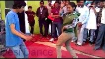 Indian Village Wedding Party Dance