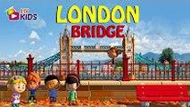 London Bridge Is Falling Down - English Nursery Rhymes Songs for Kids - YouTube