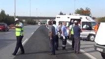 Tarsus Otoyolunda Kaza: 2 Ölü 3 Yaralı