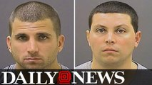 Two New York Men Accused Of Beating Up Baltimore Ravens Fan At A Game