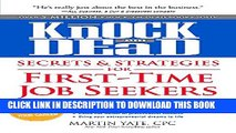Collection Book Knock  em Dead Secrets   Strategies for First-Time Job Seekers