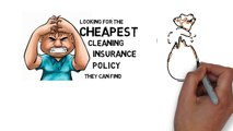 House Cleaning Insurance – Common Mistakes Made When Choosing House Cleaning Insurance