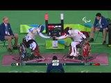 Wheelchair Fencing | Italy v China Women's Individual Foil Semi-Final | Rio 2016 Paralympic Games