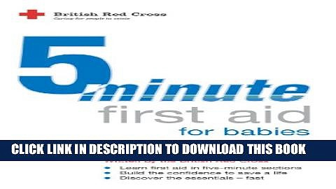 [PDF] 5-minute First Aid for Babies Full Online[PDF] 5-minute First Aid for Babies Popular