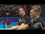 Table Tennis | Germany vs China | Men's Team Finals and Gold Match 3 | Rio 2016 Paralympic Games