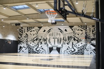 Inauguration Hoops Factory Toulouse
