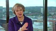 PM: I want to guarantee the status of EU citizens in UK