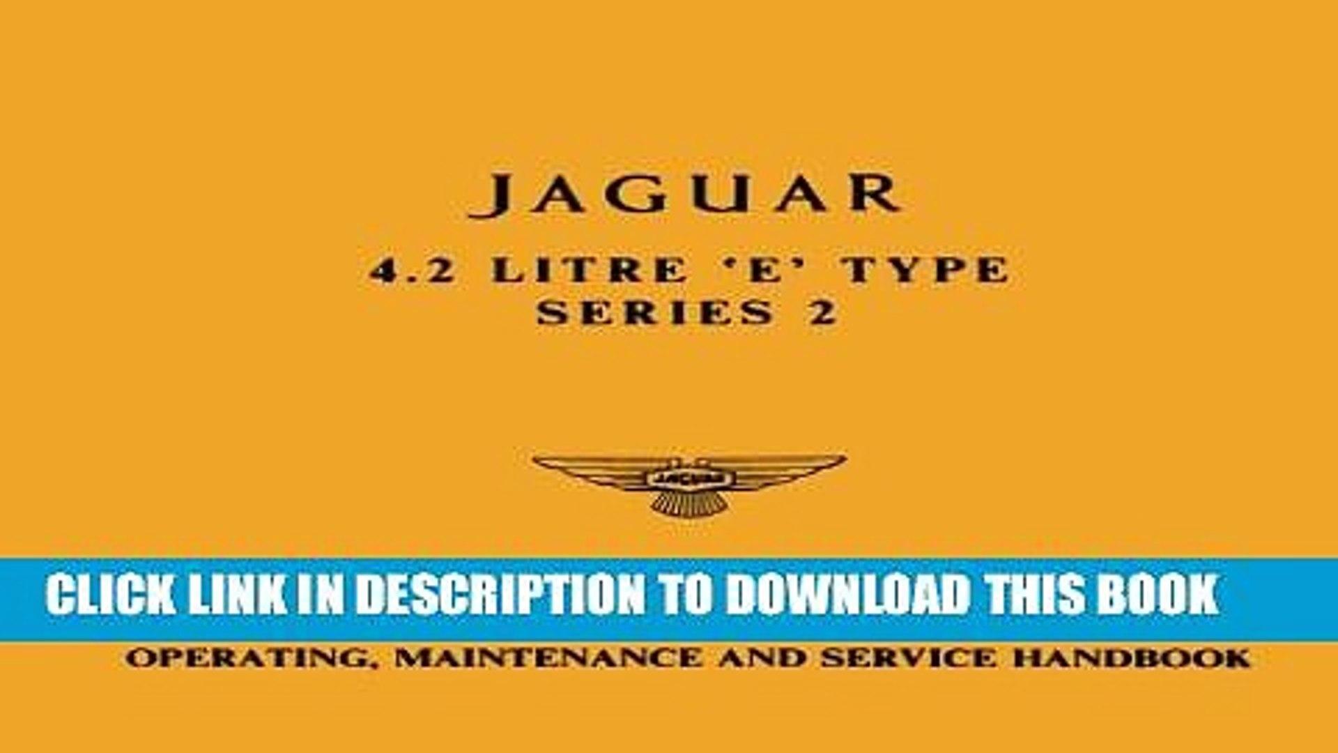 Jaguar XK120 Owners Handbook Manual 3.5 Litre Super Sports Fixed Head Coupe