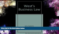 FULL ONLINE  West s Business Law: Text, Summarized Cases Legal, Ethical, Regulatory, and