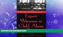different   Expert Witnesses in Child Abuse Cases: What Can and Should Be Said in Court