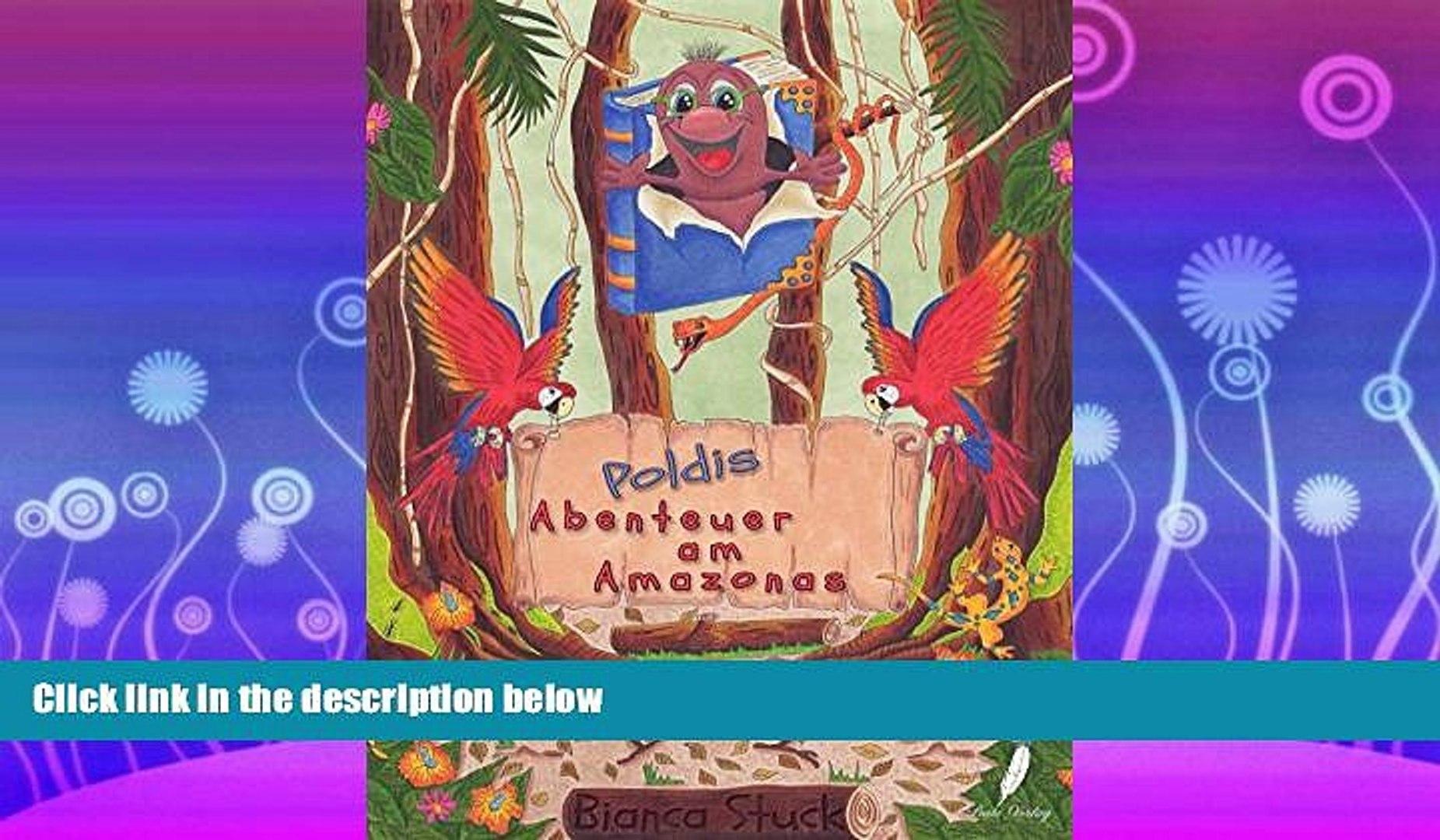 eBook Download Poldis Abenteuer am Amazonas (German Edition)