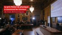 Prix Nobel : quand un physicien explique le travail des lauréats avec une viennoiserie, un bagel et un bretzel
