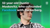 Meet the youngest billionaires on the Forbes 400: 14 under 40