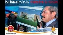 MÜJDE; 200 Yataklı Yeni Kozan Devlet Hastanesi inşaatı bitti, hizmete açılacak