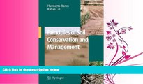 Enjoyed Read Principles of Soil Conservation and Management