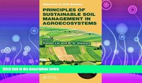 Popular Book Principles of Sustainable Soil Management in Agroecosystems (Advances in Soil Science)