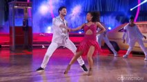 Hernandez Gets First Perfect DWTS Score