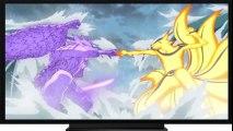 Naruto Shippuden Anime Naruto vs Sasuke Final Battle