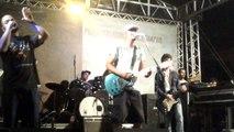 Banda Dubão Reggae cantando Bob Marley Reggae na Pista Zona Norte