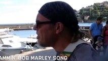 Bob Marley Jammin By Canigo Waziru