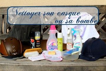 Tuto : nettoyer son casque ou sa bombe