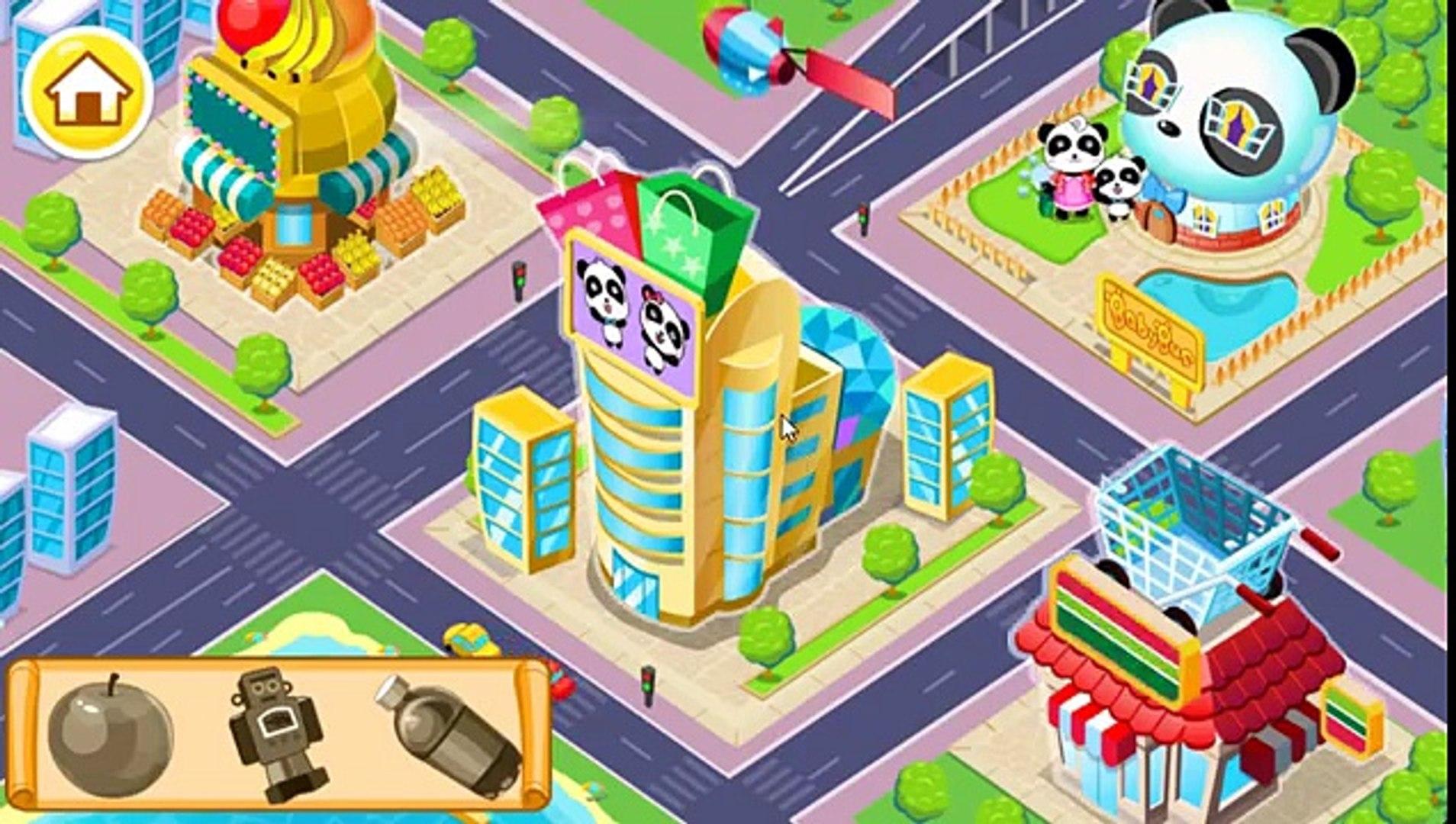 Travel Safety Tips ─ Kids Games ─ Education Panda ─ Babybus