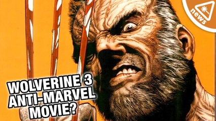 Why Wolverine 3 Will Be the Anti-Marvel Movie! (Nerdist News w/ Jessica Chobot)