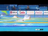 Swimming | Men's 50m Backstroke S2 heat 1 | Rio 2016 Paralympic Games