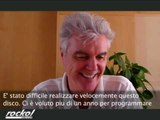 "David Byrne racconta ""Here lies love"": l'intervista di Rockol"