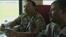 Ethiopie, Nouveau train entre l'Ethiopie et Djibouti