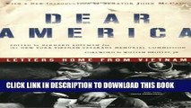 [PDF] Dear America: Letters Home from Vietnam Popular Colection