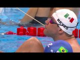 Swimming | Men's 50m backstroke S4 heat 1 | Rio Paralympic Games 2016