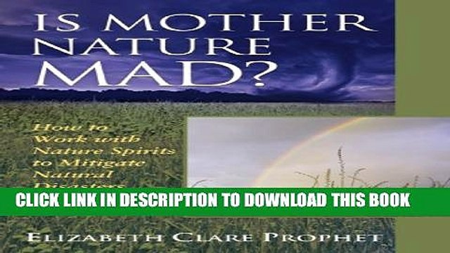 [PDF] Is Mother Nature Mad? How to Work with Nature Spirits to Mitigate Natural Disasters (Pocket