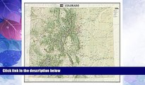 Big Deals  Colorado [Laminated] (National Geographic Reference Map)  Best Seller Books Best Seller
