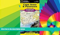 Big Deals  Cape Town and Peninsula [South Africa] (National Geographic Adventure Map)  Free Full