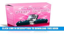 [New] How to become a pop star: Become a Pop Star Exclusive Full Ebook