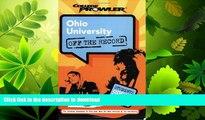 READ BOOK  Ohio University: Off the Record (College Prowler) (College Prowler: Ohio University