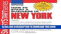 [PDF] How to Start a Business in New York (How to Start a Business in New York (Etrm)) Popular