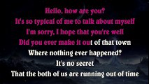 Adele - Hello ¦ Karaoke Instrumental Lyrics Cover Sing Along
