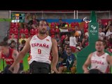 Day 8 evening | Wheelchair basketball highlights | Rio 2016 Paralympics games