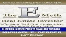 New Book The E-Myth Real Estate Investor